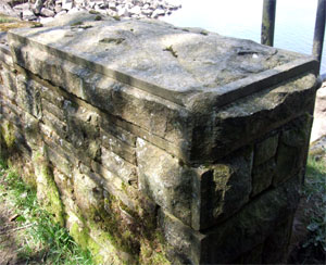 Photogrammetry Stone Wall